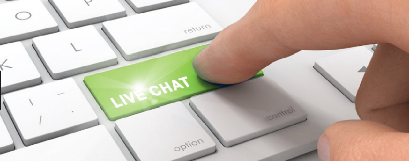 managed live chat