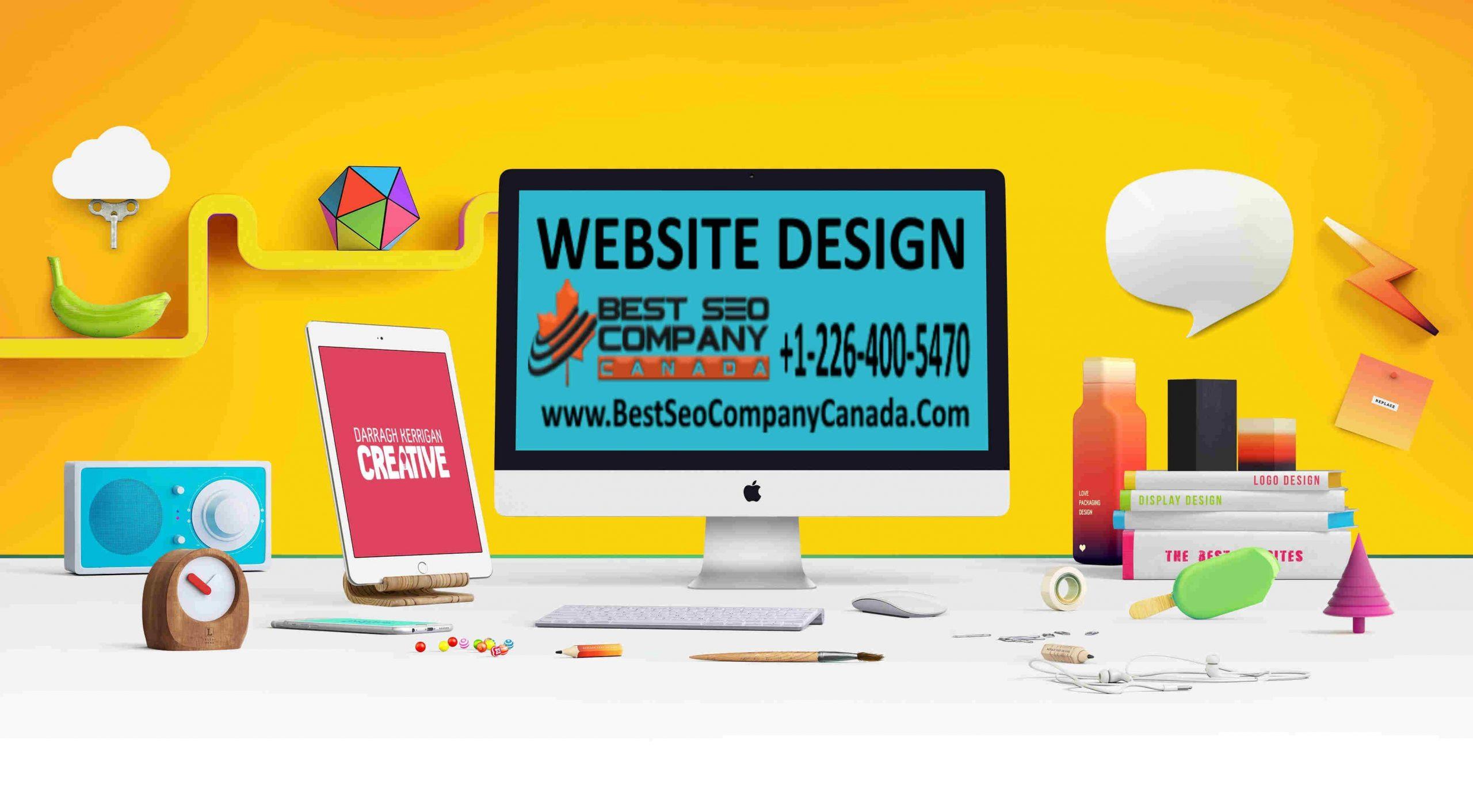 Web Design Company In Canada